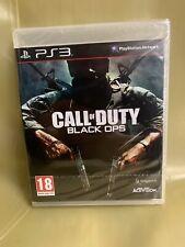 PlayStation 3 PS3 - Call of Duty Black Ops - English Sealed - VGA Ready