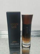 Armani Code PROFUMO Giorgio Armani Cologne Spray 2.0 OZ New~