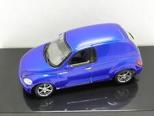 AUTOart  51531 Sammelmodell CHRYSLER PANEL CRUISER in METALLIC BLUE M. 1:43