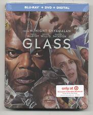 Glass M Night Shyamalan Target Exclusive Blu-ray + DVD + Digital