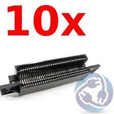 10x NEW 72 Pin Connector Replacement Cartridge Slot For Nintendo NES