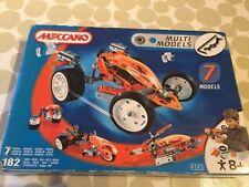 Technic Vintage Meccano Construction Toys & Kits (Pre-1980)