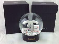 More details for bnib chanel vip gift snow globe luxury gift
