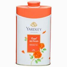 Yardley London Talc Royal Red Roses Perfumed Talcum Powder-( 100g / 250g ) F/S