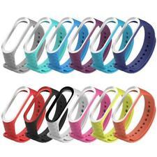 For Xiaomi Mi Band 3 Bracelet Silicone Wrist Strap Watch WristBand Replacement