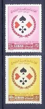 Architecture Lebanese Stamps