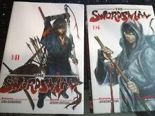 swordman tome 1 et2