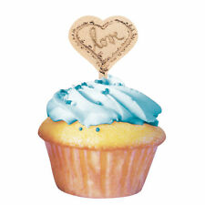 Wedding abroad Beach Party Hawaiian Beach theme party Cake Picks Cupcake Toppers