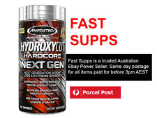 Muscletech Hydroxycut Hardcore Elite Next Generation 100 Capsules