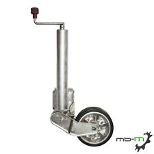 ALKO Automatik Schwerlast Stützrad für Pkw Anhänger 200x50mm 300kg / 500kg