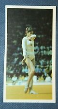 Romanian  Gymnast  NADIA COMANECI  Photo Card