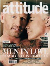 Attitude - Issue 249 - Gareth Thomas cover