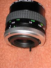 CANON FD, para MACROFOTOGRAFIA