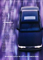 1995 Volvo 960 Sedan -  Classic Vintage Advertisement Ad D08
