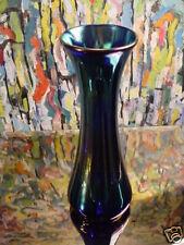 Imperial Freehand Lead Lustre Vase w/Aurene Interior Art Deco Era