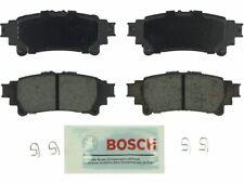 For 2009-2015 Lexus RX350 Brake Pad Set Rear Bosch 49763MG 2010 2011 2012 2013