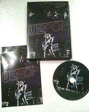 RARO DVD U2 POP LIVE AT MORUMBI STADIUM SAN PAOLO BRASILE OTTIMO