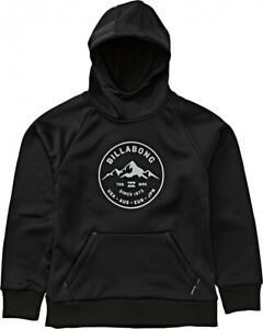 Billabong Downhill Hood - Black - M - Snowboard Hoodie