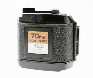 Mamiya RB67 70mm Roll Film Back