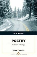 Poetry : A Pocket Anthology by R. S. Gwynn (2011, Paperback)
