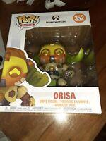Funko Pop OverWatch orisa. #352