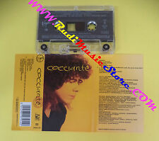 MC RICCARDO COCCIANTE Cocciante 1991 ITALY  VIRGIN VRCK 791 no cd lp dvd vhs(**)