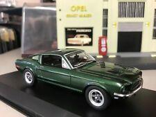 Ford Mustang 1968 BULLITT (Greenlight) (1/43)