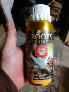 Roots Excelurator by House & Garden. Rhizotonic Roots Stimulator 500ml can.