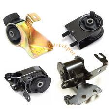 G246 Transmission Engine Mount Front Rear Left Right 4PCS 1.6L For Mazda Protege