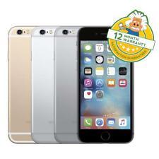 Apple iPhone 6 (Unlocked) 16/64/128 Silver/Grey/Gold - 12 month warranty