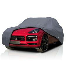 [PSD] Supreme Full SUV Car Cover for 2013 Porsche Cayenne-Ultimate Waterproof