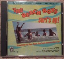 CD The Beach Boys - Surf's Up (Summertime Fun Hits) (Capitol 1989)
