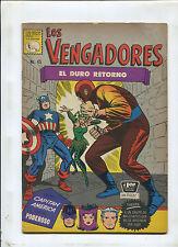 LOS VENGADORES #45 (5.0) MEXICAN AVENGERS VHTF! 1967