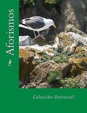 Aforismos : Coleccion Universal by Gabriel Martino (2015, Paperback)