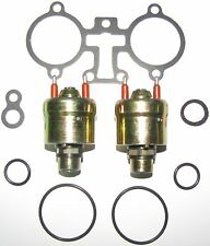 Set of TWO Flow Matched GM OEM TBI Injectors, 1992-97 GM 7.4L 17104288