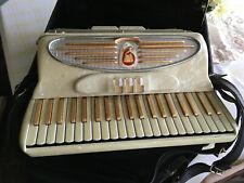 Giulietti Accordion w/ Hard Case barely used. Excellent condition.