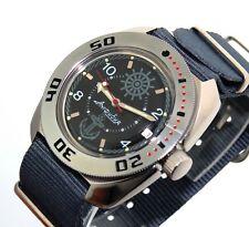 Vostok Amphibia russian diver watch 200m. sub. 710526