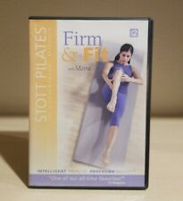 Stott Pilates: Firm & Fit with Moira Dvd