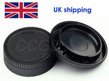 Body + Rear Lens Cap Cover for Nikon D5200 D3200 D3000 D800 D700 D600 DF D5300