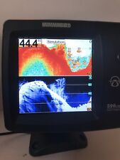 Humminbird 596 CHD Fish Finder Down Imaging WITHOUT transducer