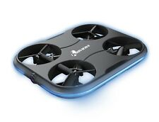 Rivera RC™ Facial Recognition Follow-Me Card Drone in Grey