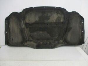 Bonnet Insulation Mat Sound Insulation BMW 7 (E65, E66) 745 I 51487135244