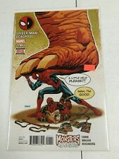 Spiderman Deadpool #1.mu marvel comic book series monsters unleashed tie in