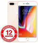 Apple Iphone 8 Plus - 64gb 256gb - Unlocked Smartphone Good Condition Warranty