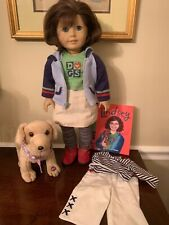 New ListingLindsey Bergman American Girl Doll original Meet Outfit Book Pleasant Company
