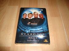 STARGATE SG1 TEMPORADA Nº 6 SERIE DE TV CON SEIS DISCOS EN DVD NUEVA PRECINTADA
