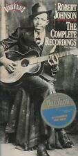 Robert Johnson The Complete Recordings Columbia 1990 CBS Records 2 Cassettes