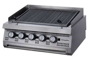 LARGE OZTI GAS CHARGRILL