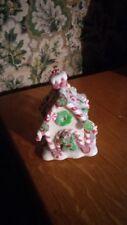 Kurt Adler LED Lighted Gingerbread House Christmas Ornaments - Gingerbread Man