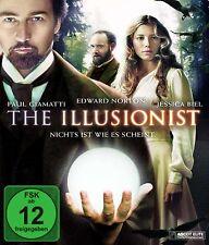 The Illusionist - Edward Norton # DVD * OVP * NEU